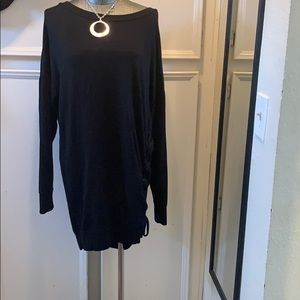 Express Sweatshirt Dress